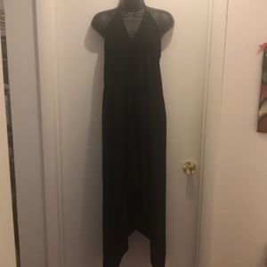 Old Navy silk dress